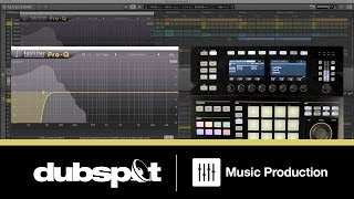 Maschine Studio / 2.0 Tutorial: Sidechain Compression / Ducking the Bass w/ Matt Cellitti