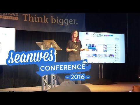 Speaking at seanwes conference - Austin, Texas 2016 part 2 | CharliMarieTV