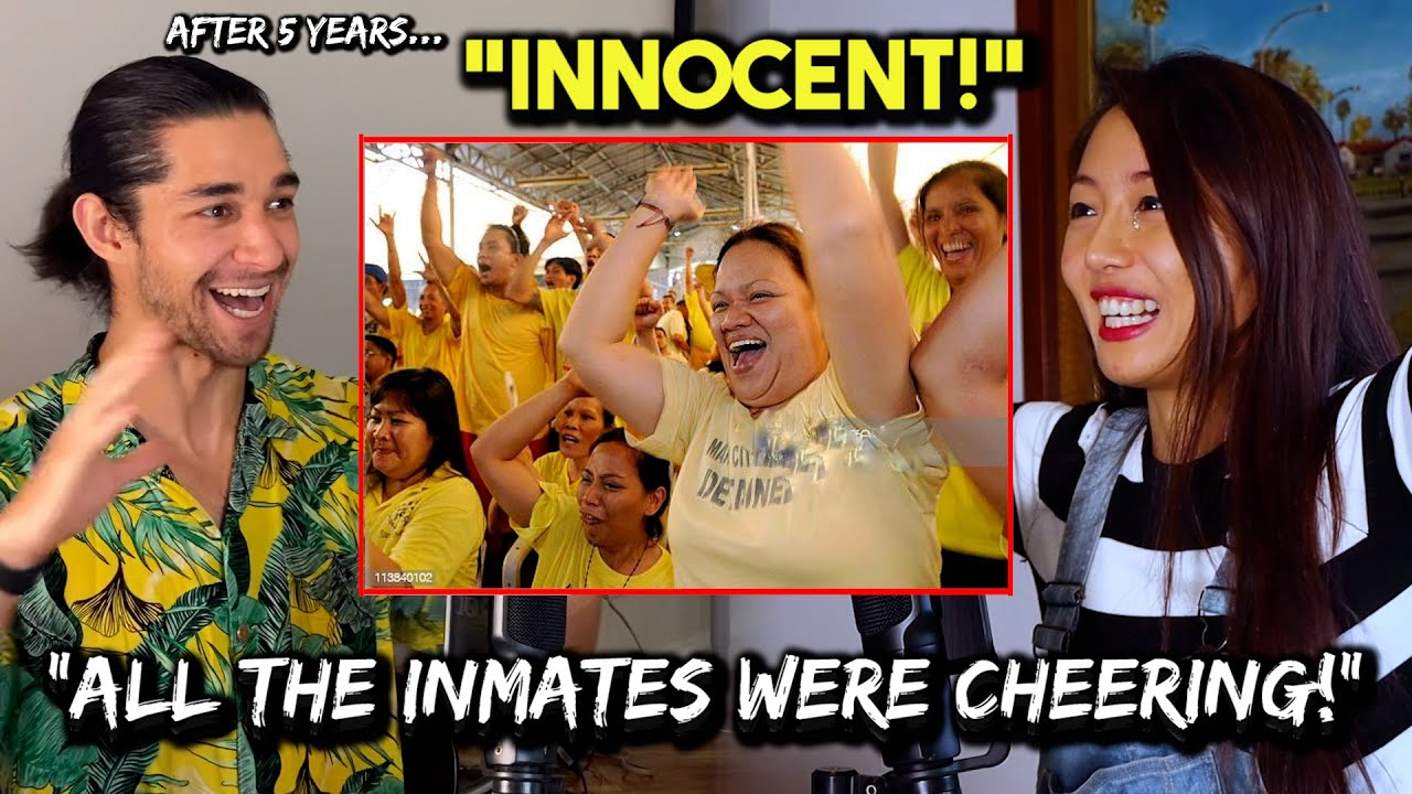Getting ACQUITTED After 5 Years in Jail | Karen Bordador