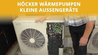 Außengeräte Teil 2 | Höcker Wärmepumpen