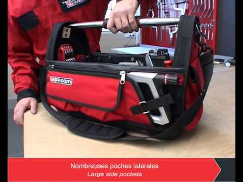 caisse outils textile probag facom bst20pb youtube