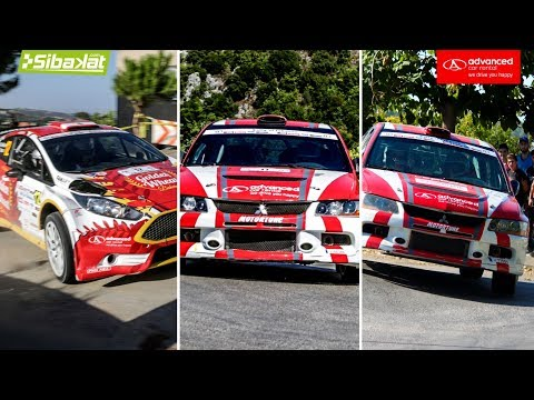 Advanced Car Rental | Rally of Lebanon 2017 | by Sibakat