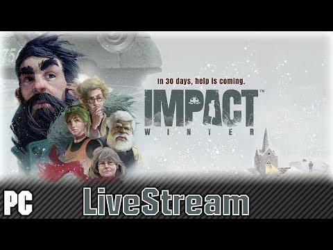 Impact Winter   LiveStream   FR   il fait froid ici ou ça vient de moi