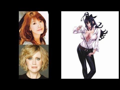 Anime Voice Comparison- Hamyuts Meseta (Book of Bantorra)