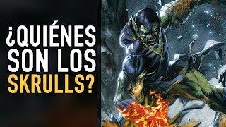 El origen secreto de los Skrulls