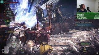 Monster Hunter World: PC | Kushala Has Been Annihilated, New Armour Unlocked! (Part 130)