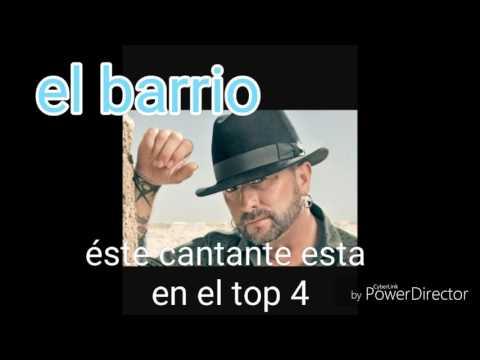Top 10 mejores cantantes de rumba y flamenco fusión y rock 1995 /2016