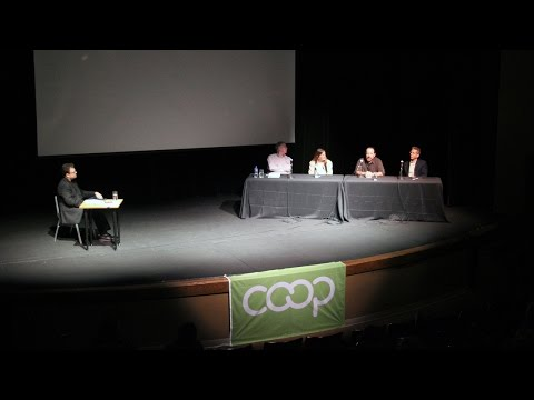 Central Co-op Presents: A Special Food For Change Panel