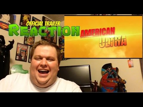 American Ultra Official Trailer #2 (2015) REACTION