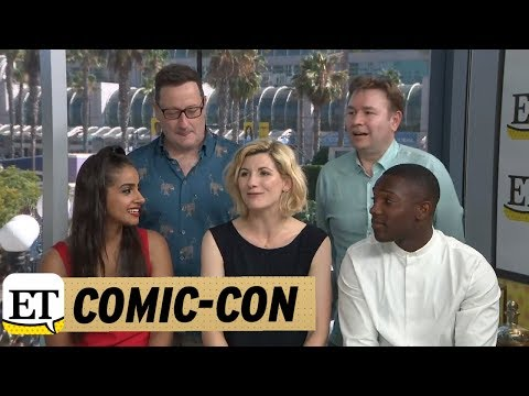 ComicCon 2018: The Doctor Who Cast On Why It Was Time For A Female Doctor