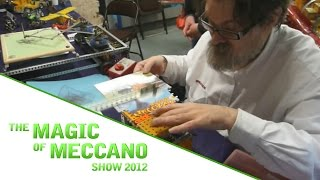 The Magic Of Meccano Show 2012