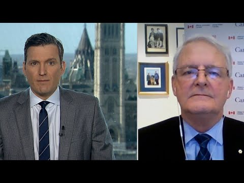 Garneau: China's 'coercive diplomacy' needs to be stopped