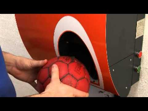 Pixoff Ballreinigungsmaschine (exklusiv in der Schweiz)
