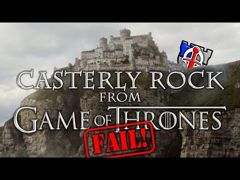 Is Casterly Rock from Game of Thrones realistic?