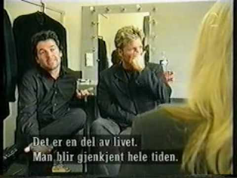 Modern Talking on God Kveld Norge - Part 1 of 3