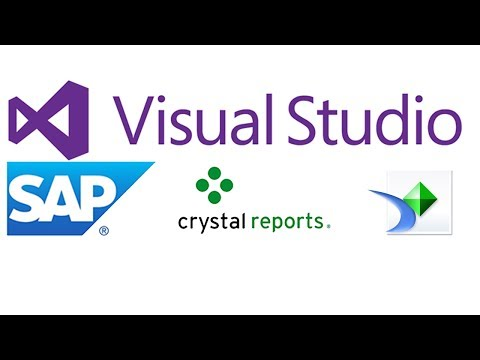 How to Download and Install Crystal Reports For Visual Studio