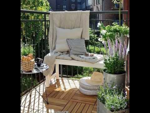 22 Ide Desain Balkon Rumah - ideruang.com