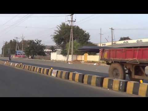 Guntur-Amaravati Road at Gorantla-Latest Developments as on 07.02.2017-AP Capital City Area-Amaravti