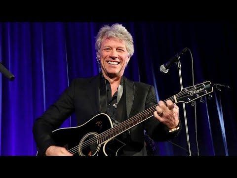 How a Naughty Moment Inspired Jon Bon Jovi to Learn Guitar