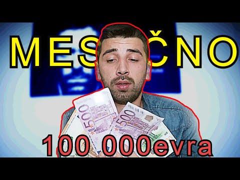 KAKO ZARADITI 100 000e UZ POMOC KLADIONICE!