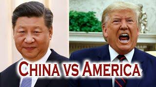 చైనాపై అమెరికా యుద్ధం | China సరిహద్దుల్లో Japan యుద్దనౌకలు | Big Banner | Bharattoday