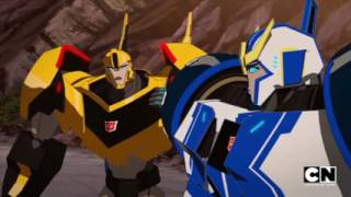 Transformers: Robots in Disguise: Combiner Force: Episode 4:  Blurred (Preview)