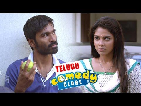 Dhanush's Jabardasth Telugu