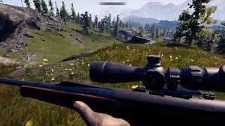 Hunting Simulator gameplay (Pc Game).