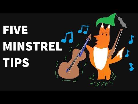 Lotro: Five Minstrel Tips