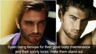 Top 10 Countries with the Most Handsome Men in the World