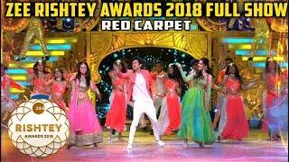 Zee Rishtey Awards 2018 Full Show | Red Carpet | Zee Tv Awards Show 2018 Full Show Part 2