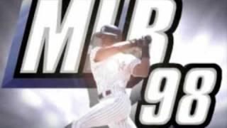MLB 98 Intro - Playstation Game