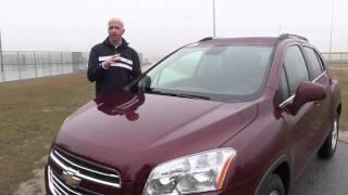2016 Chevrolet Trax - Just Enough SUV