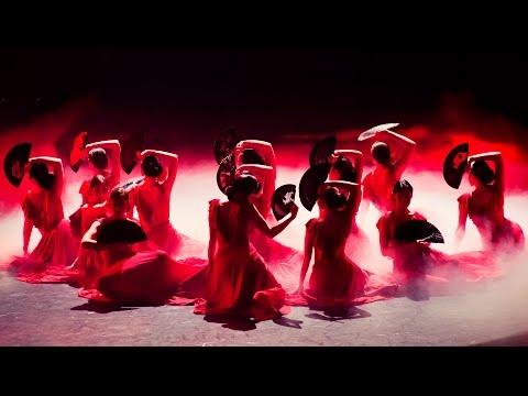 Видео: Танцуют все. Фламенко. Ансамбль индийского танца Маюри