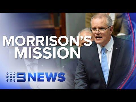 Scott Morrison's mission to bolster shrinking cabinet | Nine News Australia