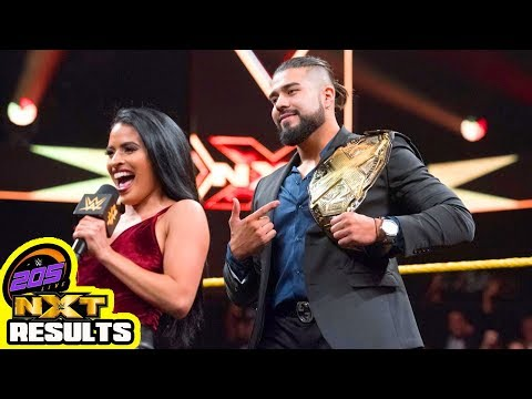 NXT TO USA NETWORK? WWE NXT & 205 Live Review & Results (Going in Raw Pro Wrestling News Podcast)