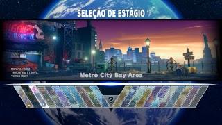 Street Fighter V - Jogando com Abigail