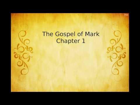 Dating mark gospel