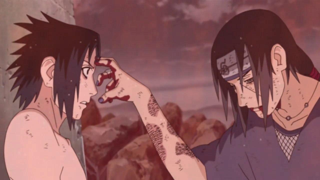 Naruto Shippuden AMV - Itachi vs Sasuke - Apologize