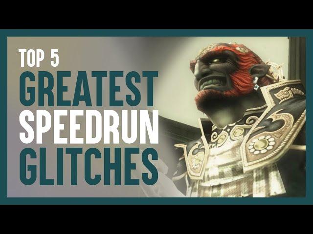 Top 5 Twilight Princess Glitches and Speedrun Tricks
