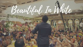 Download Beautiful In White - Westlife (cover) by Judika Ft Harmonic Music