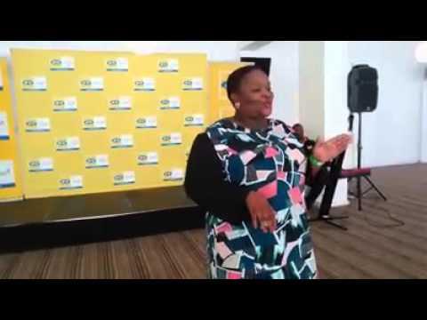 Nozipho Phiri Joyous Celebration 20 Audition