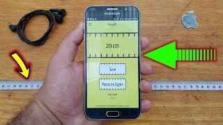 طريقة قياس أي مسافة دون إستعمال شريط القياس فقط من خلال الهاتف screenshot 4