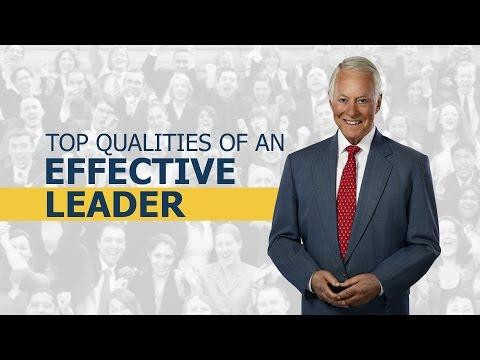 Top Qualities of an Effective Leader