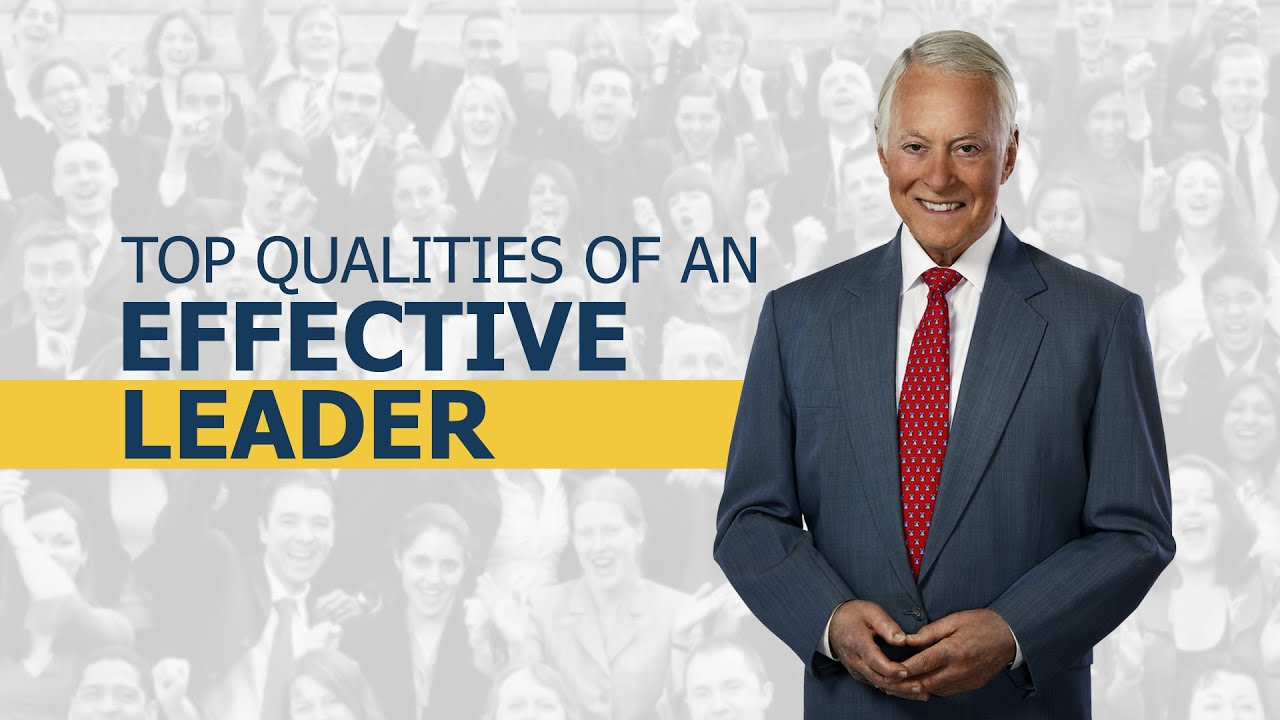 Top Qualities of an Effective Leader - YouTube