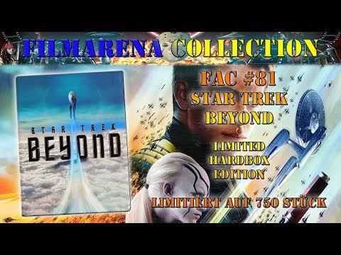 Filmarena Collection - FAC #81 - Star Trek - Beyond - Edition #3 - Limited Hardbox Edition