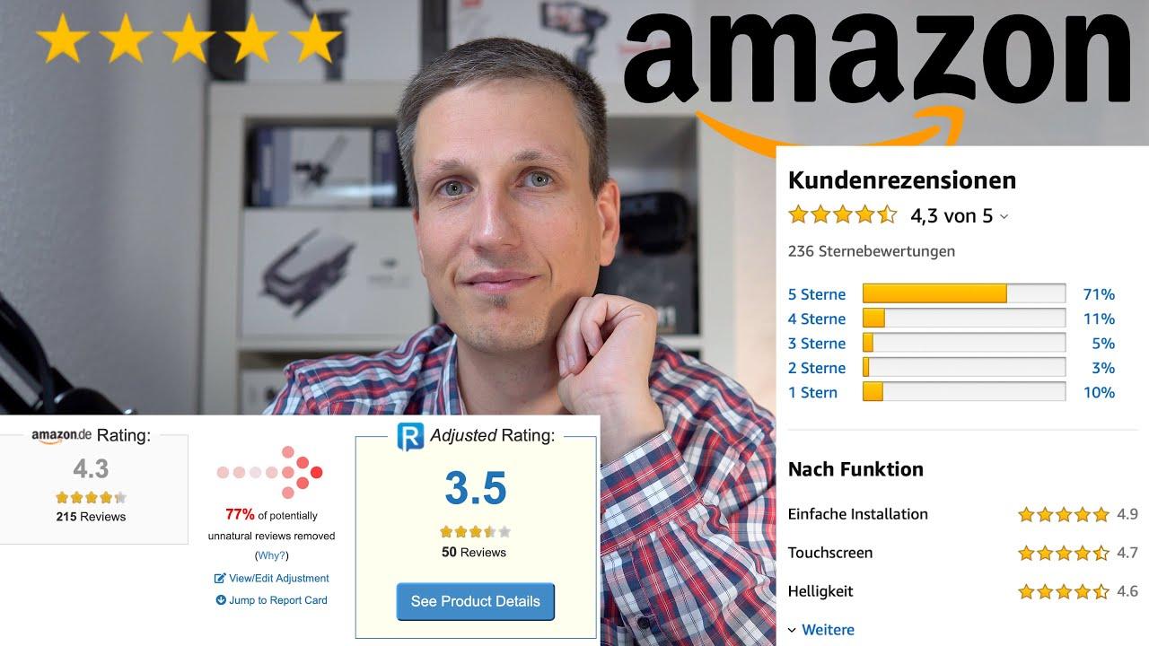Fake Amazon Bewertungen