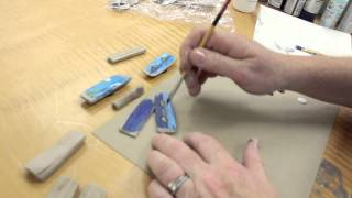 Crankin' Out Crafts -ep406 Painting On Driftwood