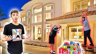 Download We Snuck Into FaZe Rug's House On His Birthday & SURPRISED HIM WITH THIS... Mp3 and Videos
