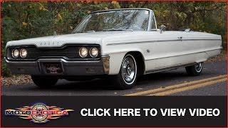 1966 Dodge Polara Convertible (SOLD)
